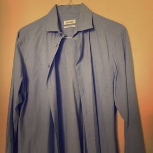 Calvin Klein long sleeve dress shirt